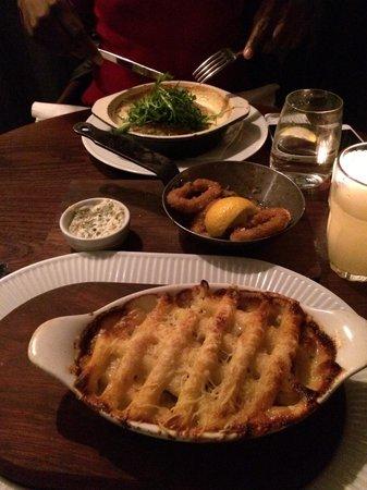 Cote Brasserie - Guildford: Fish parmentier