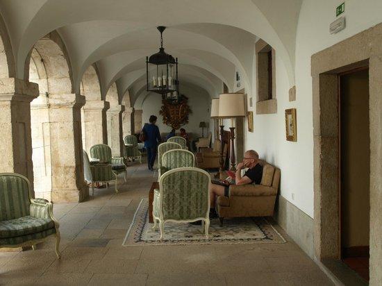 Pousada de Palmela Historic Hotel: Zonas de lazer