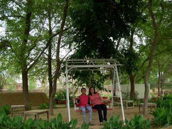 Tiger Machan Resort: Play area for kids