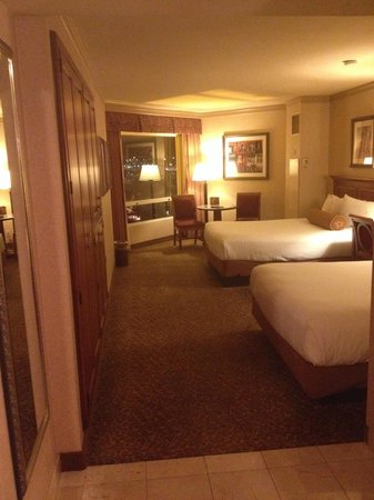 Harrah's Las Vegas: Room