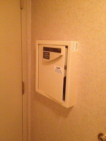 Harrah's Las Vegas: Safe