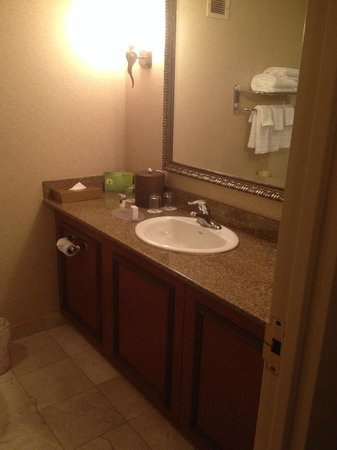 Harrah's Las Vegas: Bathroom sink
