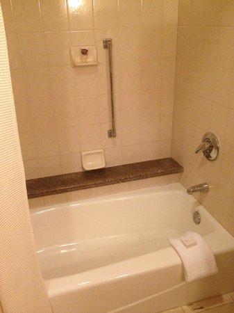 Harrah's Las Vegas: Bathtub