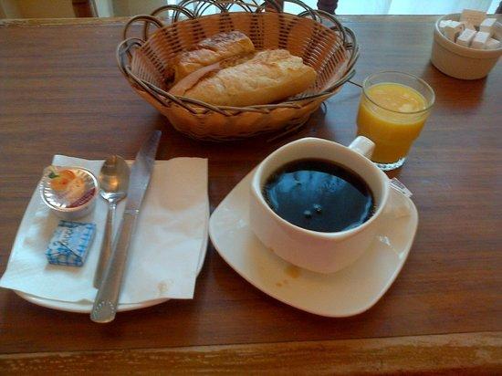 Perfect Hotel & Hostel : Breakfast