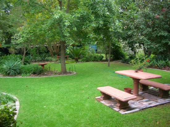 Clivia Place: Garden