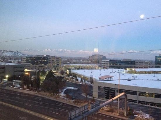 Hyatt Place Salt Lake City/Cottonwood: view from the room