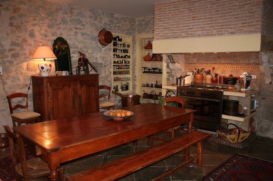 Maison Lartigau : notre cuisine