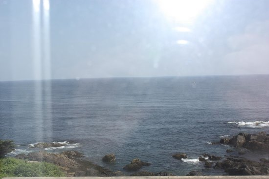 Ocean Cape Arundel Inn: view from room