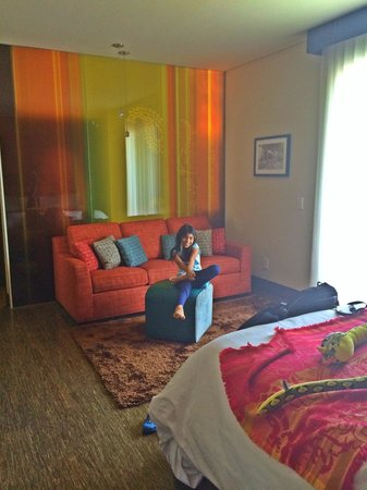 Sirtaj Hotel : Large rooms