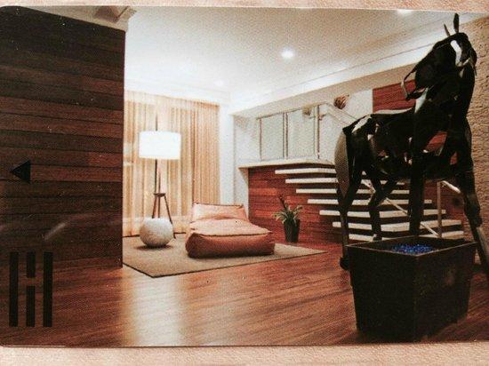 Hutton Hotel : Hutton Room Key