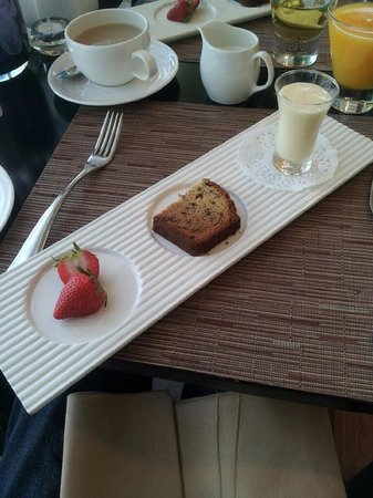 Rawley Resort : Breakfast app