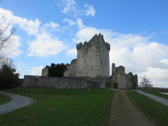 Ross Castle in March 2014