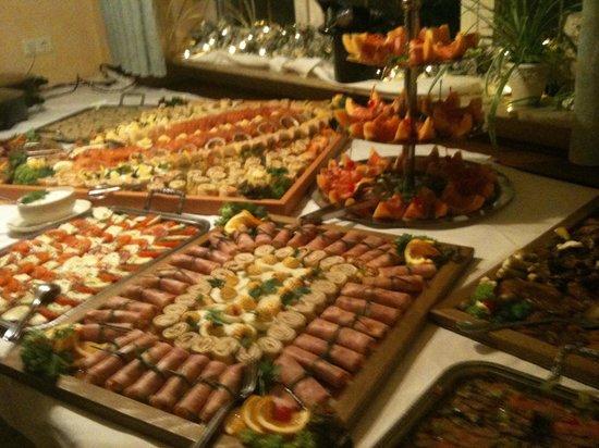 Zum Stern: Vorspeisenbuffet