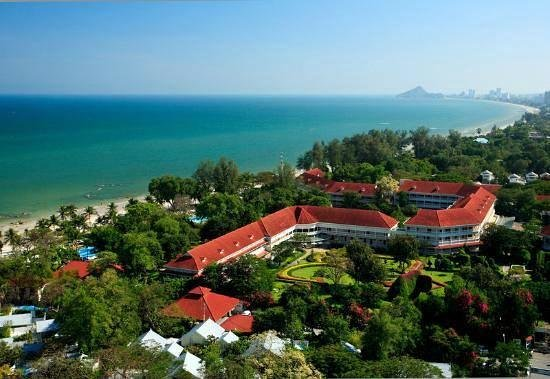 Centara Grand Beach Resort & Villas Hua Hin: Serenity at its ever best