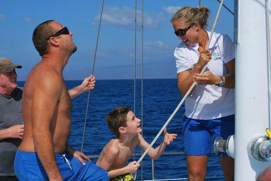 Ocean Sports Snorkel Adventure - Real Coastal Sailing