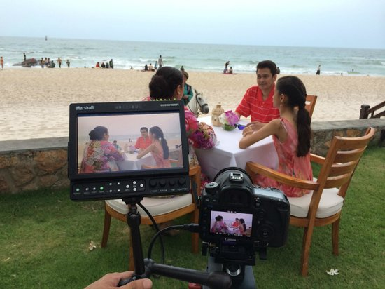 Centara Grand Beach Resort & Villas Hua Hin: Ideal shoot location :0