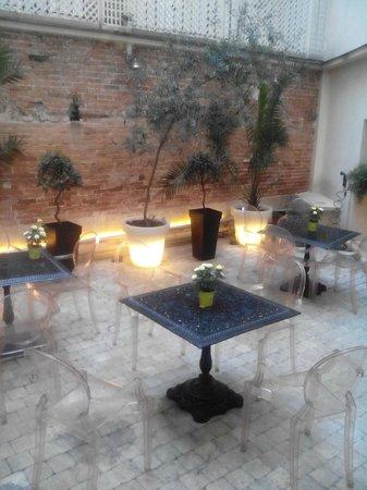 Hotel Lorette - Astotel: spazio fumatori