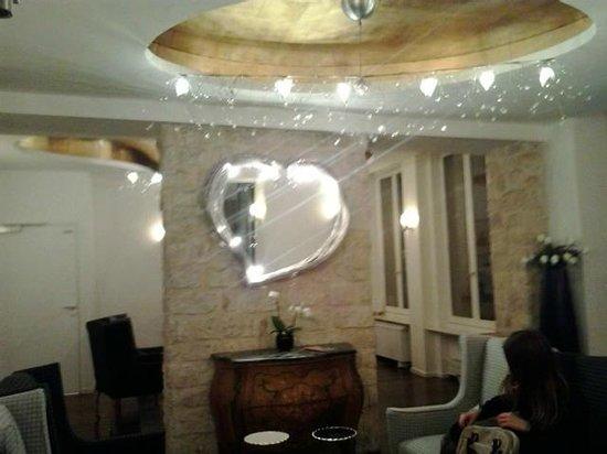 Hotel Lorette - Astotel: sala lettura/attesa