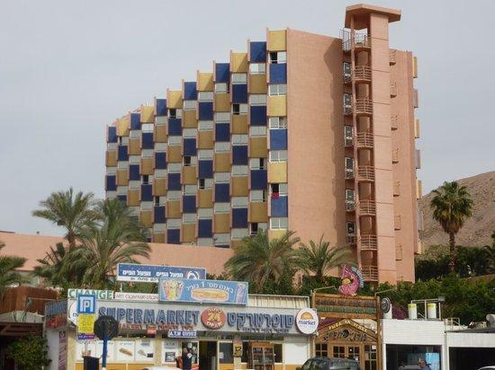 Hotel Prima Music: hotel