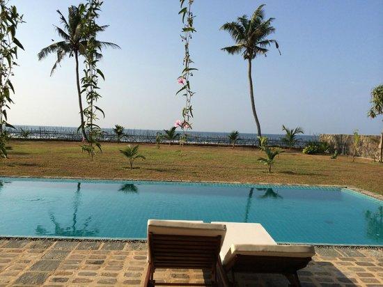 Villa Atulya: pool
