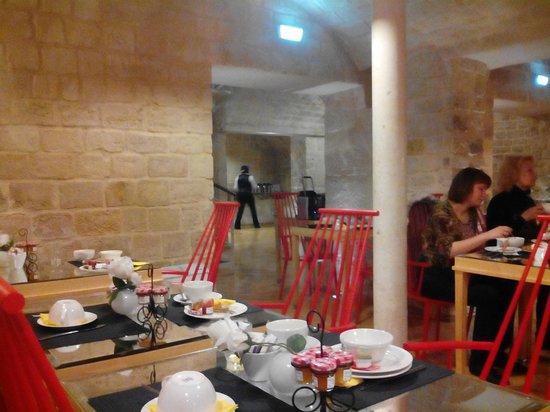 Hotel Lorette - Astotel: taverna colazioni ricche!!