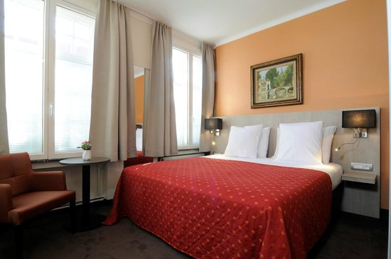 Albert 1 Hotel: triple room