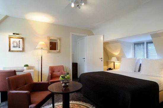 Albert 1 Hotel: Family room