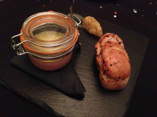 Porto Restaurant: Chicken Liver Parfait