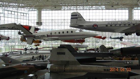 The Museum of Flight : flight museum