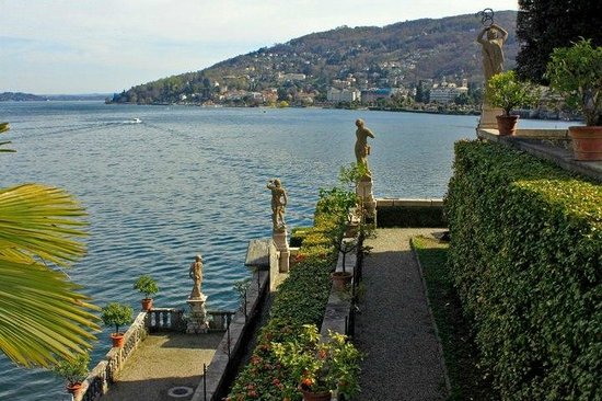 Isola Bella: Astonishing garden