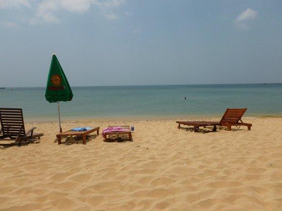 Phuong Binh House : Phuong binh beach