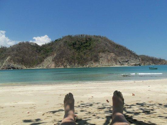 Beach Break Resort : Nice view.