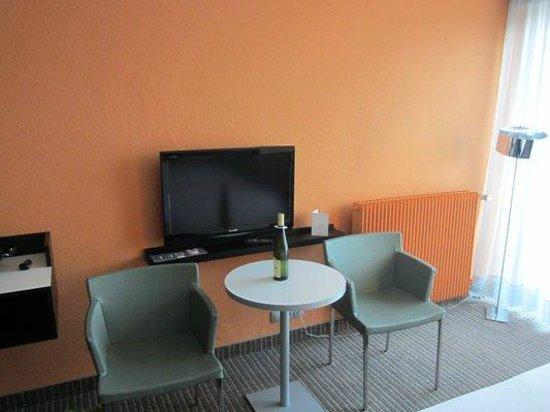Diana Hotel Restaurant & Spa: Chambre