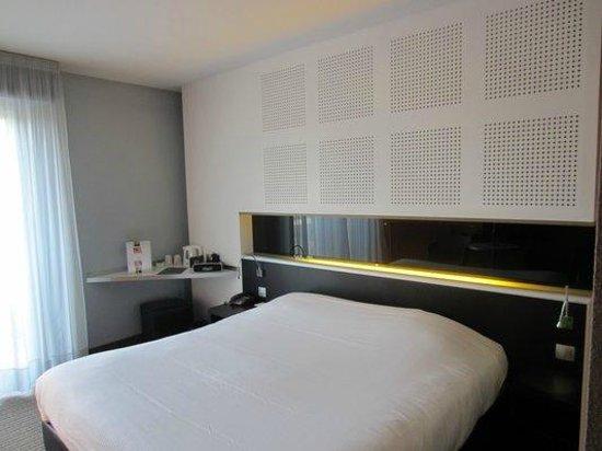 Diana Hotel Restaurant & Spa: Lit