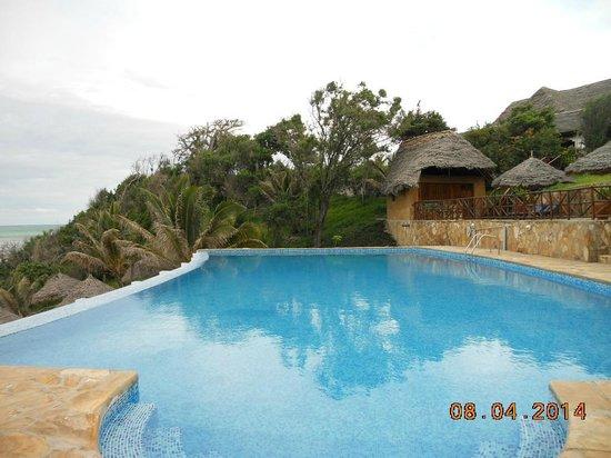 Ras Michamvi Beach Resort: Piscina