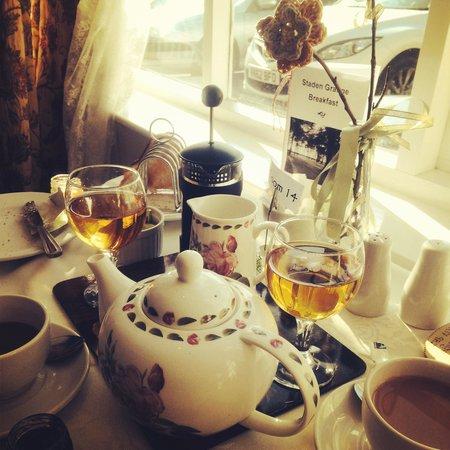 Staden Grange: Breakfast