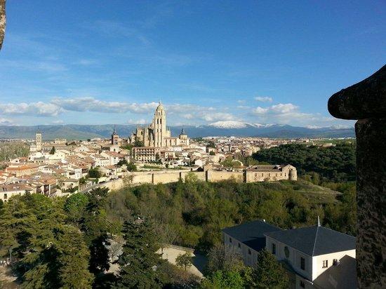 Alcazar de Segovia: Vistas desde la torre
