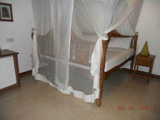 Ras Michamvi Beach Resort : Habitacion
