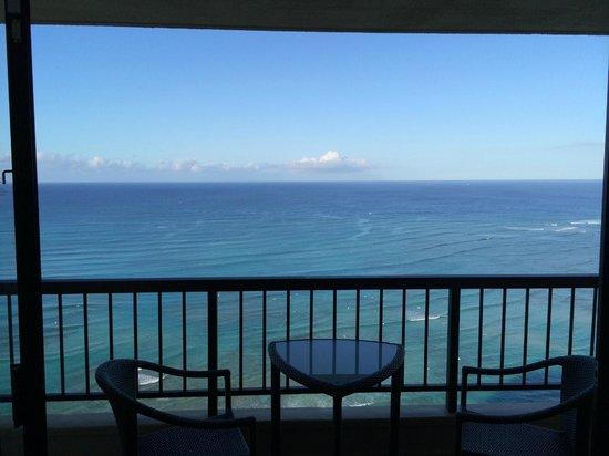 Hyatt Regency Waikiki Resort & Spa: Spectacular Guestroom View