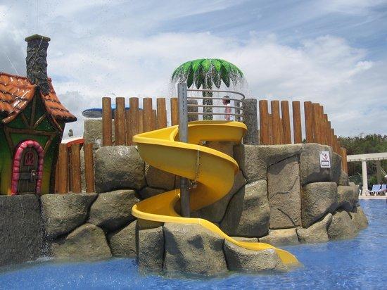 Grand Bahia Principe Punta Cana: splash park