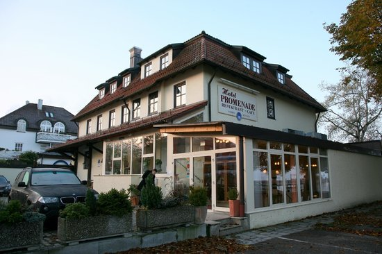 Hotel Promenade: Hotel view