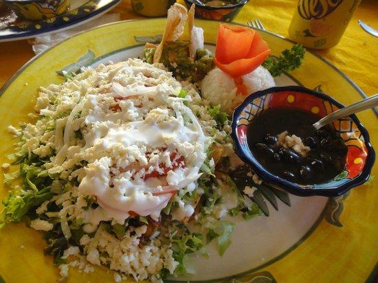 Maria Jimenez Restaurante Mexicano: Fried Chicken Tacos
