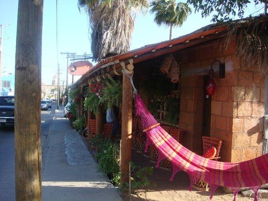 Maria Jimenez Restaurante Mexicano: Outside