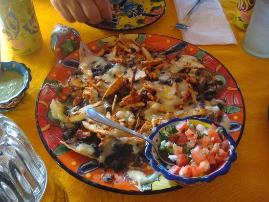 Maria Jimenez Restaurante Mexicano: Nachos