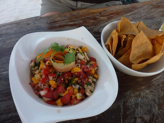 Bar Adelita: Ceviche to die for
