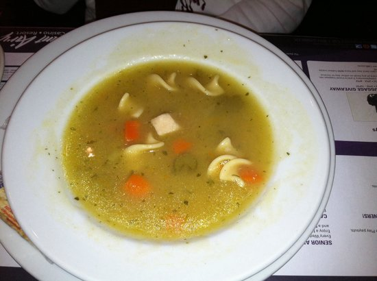 Betty's Diner: Chicken Noodle Soup 🐥