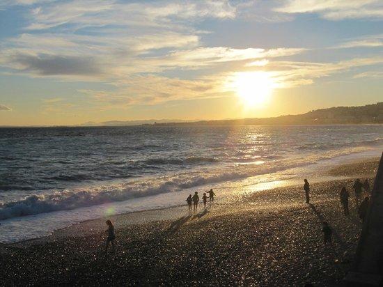 Promenade des Anglais: променад