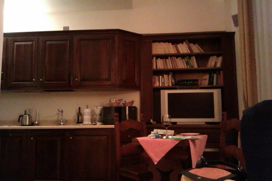 First of Florence Residence Apart'Hotel: Well equiped appartment