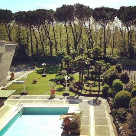 Hotel Country Club: vista dalla camera...