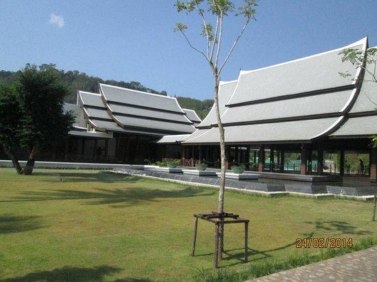 Duangjitt Resort & Spa: Business center